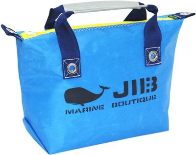 JIB ファスナートートS(オーバーファスナー)FTS68 ロケットブルー×ネイビー