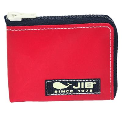 JIB マイクロクラッチ MC14 レッド×ダークネイビー/ダークネイビータグ