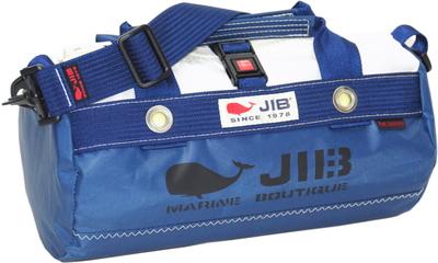 JIB ダッフルバッグSSボーダー DSSB146 ネイビー(白タグ)