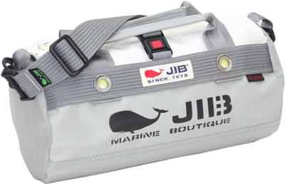 JIB ダッフルバッグSSボーダー DSSB146 グレー(白タグ)