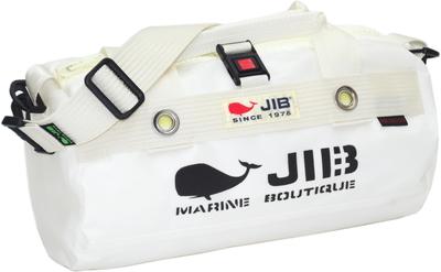JIB ダッフルバッグSSボーダー DSSB146 ホワイト(白タグ)