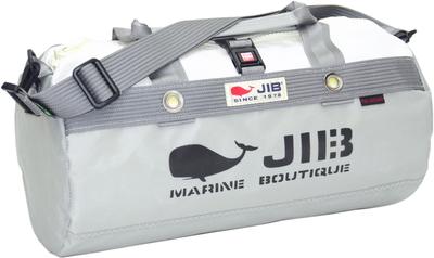 JIB ダッフルバッグSボーダー DSB160 グレー