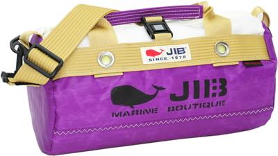 JIB ダッフルバッグSSボーダー DSSB146 スパークリングプラム