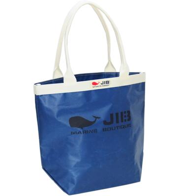 JIB バケツ BKM38 ネイビー/ホワイトハンドル