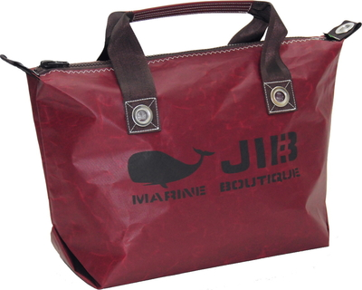 JIB ファスナートートM(オーバーファスナー)FTM88 ココアブラウン