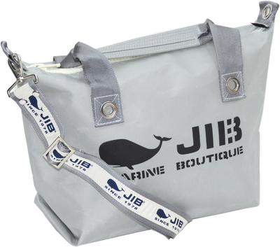 JIB セット販売 FTS68+SB40MG35 ファスナートートS グレー+40mm幅ロゴショルダーベルト