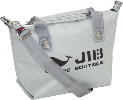 JIB セット販売 FTS68+SB40MM27 ファスナートートS グレー+40mm幅無地ショルダーベルト