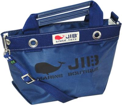 JIB セット販売 TDFSS63+SB25MM20 オープンDトートSSネイビー+25mm幅無地ショルダーベルト