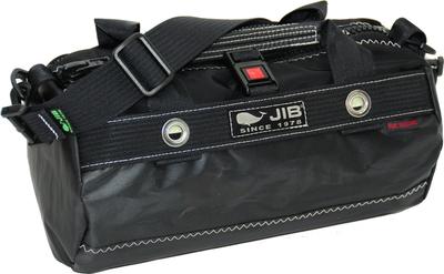 JIB ダッフルバッグSSボーダー DSSB146 ブラック