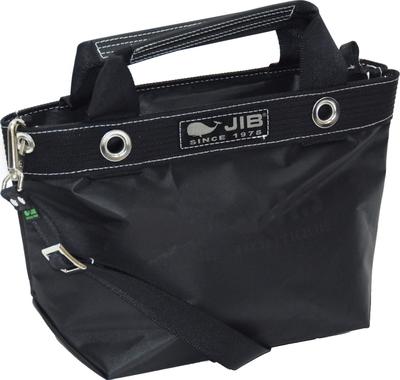 JIB セット販売 TDFSS63+SB25MM20 オープンDトートSSブラック+25mm幅無地ショルダーベルト