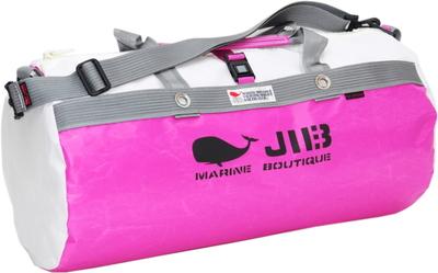 JIB ダッフルバッグM DM170 ピンク×グレー