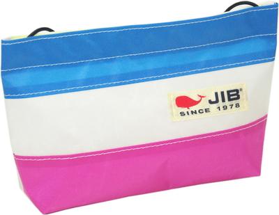 JIB バリットポシェットL BPL30 ピンク×ロケットブルー