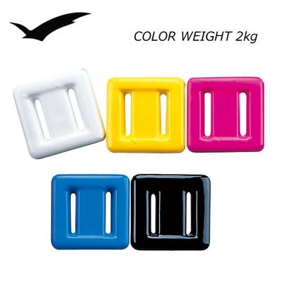 GULL カラーウエイト2kg  GG-4691