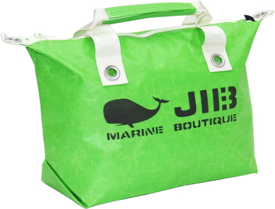 JIB ファスナートートM(オーバーファスナー)FTM88 グラスグリーン