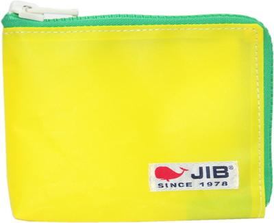 JIB マイクロクラッチラージS MCS22 イエロー×グリーン×白タグ