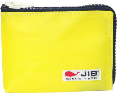 JIB マイクロクラッチラージS MCS22 イエロー×ネイビー×白タグ