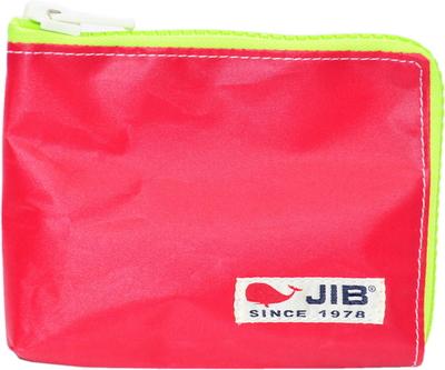 JIB マイクロクラッチラージS MCS22 レッド×蛍光グリーン×白タグ
