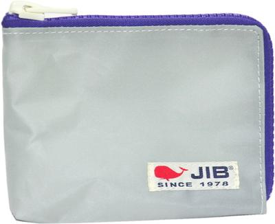 JIB マイクロクラッチラージS MCS22 グレー×パープル×白タグ