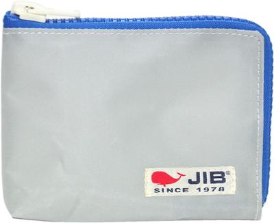 JIB マイクロクラッチラージS MCS22 グレー×ブルー×白タグ