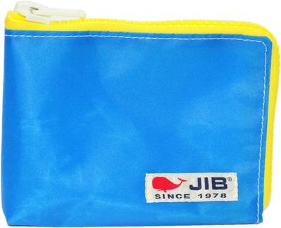 JIB マイクロクラッチラージS MCS22 ロケットブルー×イエローファスナー×白タグ