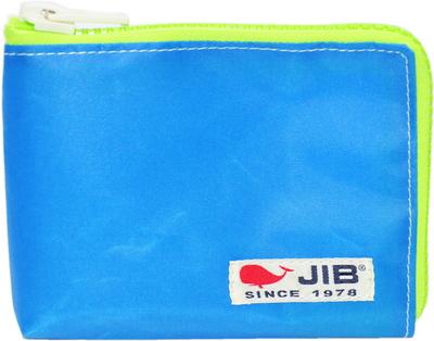 JIB マイクロクラッチラージS MCS22 ロケットブルー×蛍光グリーン×白タグ