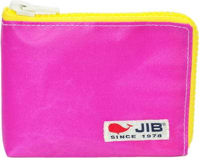 JIB マイクロクラッチラージS MCS22 ピンク×イエロー×白タグ