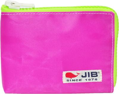 JIB マイクロクラッチラージS MCS22 ピンク×蛍光グリーン×白タグ