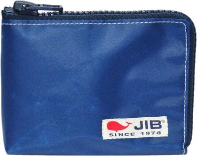 JIB マイクロクラッチラージS MCS22 ネイビー×ネイビーファスナー×白タグ