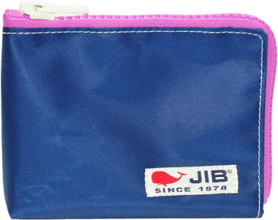JIB マイクロクラッチラージS MCS22 ネイビー×ピンクファスナー×白タグ