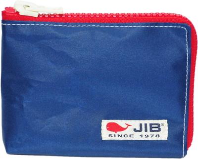 JIB マイクロクラッチラージS MCS22 ネイビー×レッドファスナー×白タグ