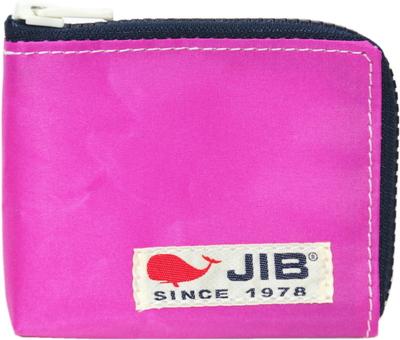 JIB マイクロクラッチ MC14 ピンク×ネイビー/白タグ