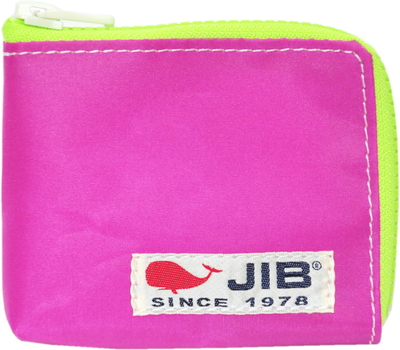 JIB マイクロクラッチ MC14 ピンク×蛍光グリーン/白タグ
