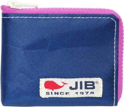 JIB マイクロクラッチ MC14 ネイビー×ピンク/白タグ