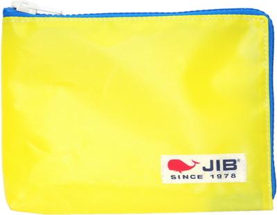 JIB マイクロクラッチラージM MCM28 イエロー×ブルー/白タグ