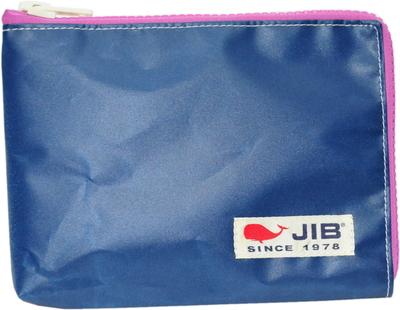 JIB マイクロクラッチラージM MCM28 ネイビー×ピンク/白タグ