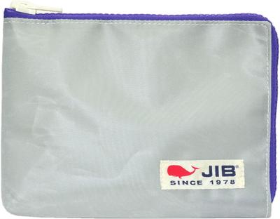 JIB マイクロクラッチラージM MCM28 グレー×パープル/白タグ