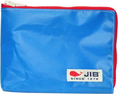 JIB マイクロクラッチラージM MCM28 ロケットブルー×レッド/白タグ