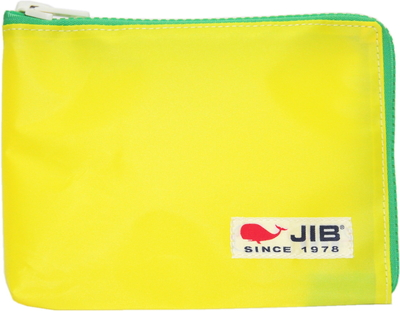 JIB マイクロクラッチラージM MCM28 イエロー×グリーン/白タグ