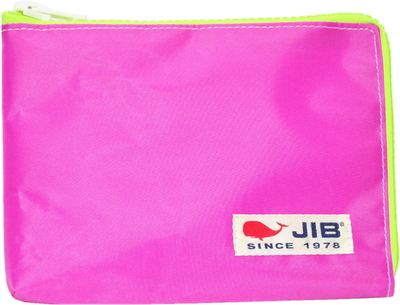 JIB マイクロクラッチラージM MCM28 ピンク×蛍光グリーン/白タグ
