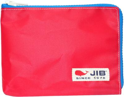 JIB マイクロクラッチラージM MCM28 レッド×ブルー/白タグ