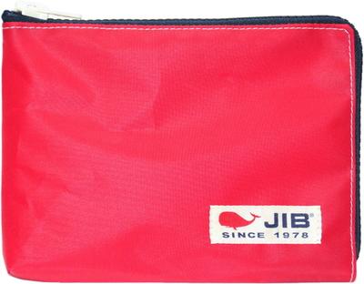 JIB マイクロクラッチラージM MCM28 レッド×ネイビー/白タグ