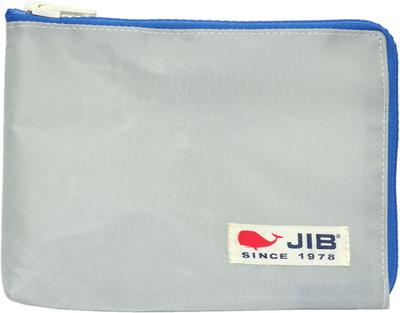 JIB マイクロクラッチラージM MCM28 グレー×ブルー/白タグ