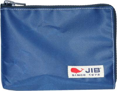 JIB マイクロクラッチラージM MCM28 ネイビー×ネイビー/白タグ