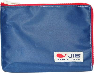 JIB マイクロクラッチラージM MCM28 ネイビー×レッド/白タグ