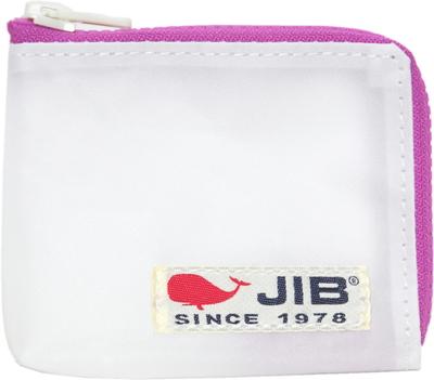 JIB マイクロクラッチ MC14 ホワイト×ピンク/白タグ