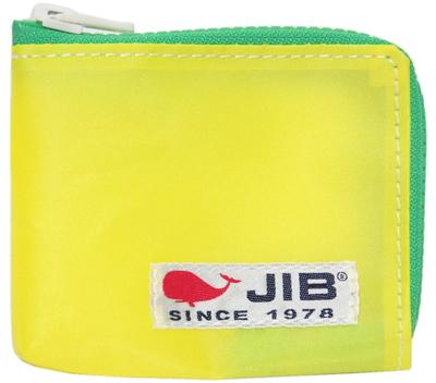 JIB マイクロクラッチ MC14 イエロー×グリーン/白タグ