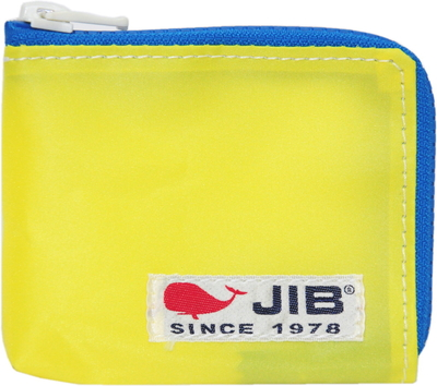 JIB マイクロクラッチ MC14 イエロー×ブルー/白タグ