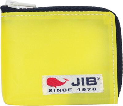 JIB マイクロクラッチ MC14 イエロー×ネイビー/白タグ