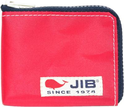JIB マイクロクラッチ MC14 レッド×ネイビー/白タグ