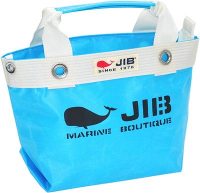 JIB オープンDトート インナージップ SS TDFSS63 スカイブルー